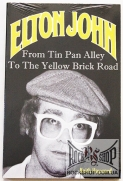 Elton John - From Tin Pan Alley To The Yellow Brick Road (by Keith Hayward) (Sealed) (Книга)