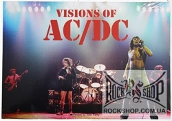 AC/DC - Visions Of AC/DC (Photos by Alan Perry) (Sealed) (Книга)
