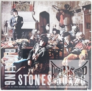 Rolling Stones, The - 50x20 (by Chris Murray) (Sealed) (Книга)
