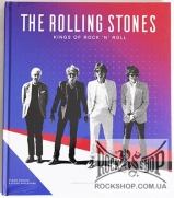 Rolling Stones, The - Kings Of Rock 'N' Roll (by Glenn Crouch & Steve Appleford) (Sealed) (Книга)