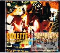 Roxette - Tourism (Songs from Studios, Stages, Hotelrooms & Other Strange Places) (Sealed) (CD)