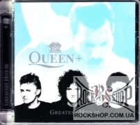 Queen - Greatest Hits III (3) (2011 Digital Remaster) (Sealed) (CD)