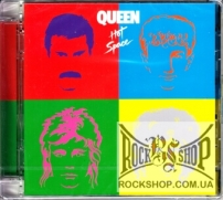 Queen - Hot Space (2011 Digital Remaster) (Sealed) (CD)