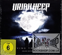Uriah Heep - Living The Dream (Deluxe Edition) (Sealed) (CD+DVD)