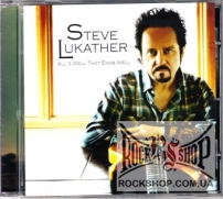 Lukather, Steve - All's Well That Ends Well (Sealed) (CD)