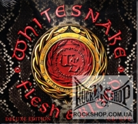 Whitesnake - Flesh & Blood (Limited Deluxe Edition) (Sealed) (CD+DVD)