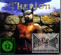 Therion - Theli (Deluxe Edition) (Sealed) (CD+DVD)
