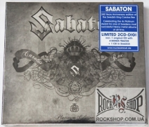 Sabaton - Carolus Rex (Platinum Edition) (Limited 2CD-Digi) (Sealed) (2CD)
