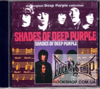 Deep Purple - Shades Of Deep Purple (The Original Deep Purple Collection) (Remastered) (Sealed) (CD)