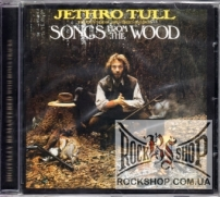 Jethro Tull - Songs From The Wood (Digitally Remastered With Bonus Tracks) (Sealed) (CD)