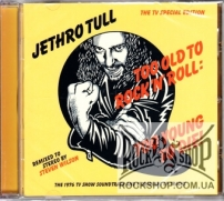 Jethro Tull - Too Old To Rock 'N' Roll: Too Young To Die! (The TV Special Edition) (A Steven Wilson Stereo Remix) (Sealed) (CD)