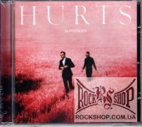 Hurts - Surrender (Deluxe Edition) (Sealed) (CD)