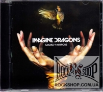Imagine Dragons - Smoke + Mirrors (Sealed) (CD)