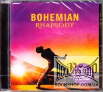 Queen - Bohemian Rhapsody (The Original Soundtrack) (OST) (Sealed) (CD)