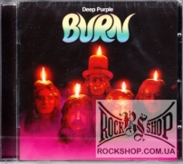 Deep Purple - Burn (30th Anniversary Edition) (Sealed) (CD)