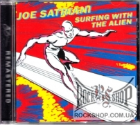 Satriani, Joe - Surfing With The Alien (Remastered) (Sealed) (CD)