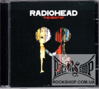 Radiohead - The Best Of (Sealed) (CD)