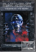 Iron Maiden - Visions Of The Beast - The Official Video History 1980-2001 (Sealed) (2DVD)