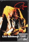 Gillan - Live Edinburgh 1980 (Sealed) (DVD)