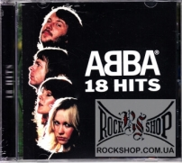ABBA - 18 Hits (Sealed) (CD)
