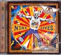Aerosmith - Nine Lives (Sealed) (CD)