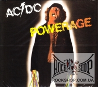 AC/DC - Powerage (Remastered) (Sealed) (CD)
