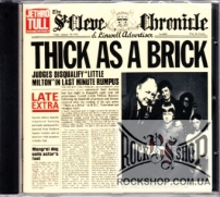 Jethro Tull - Thick As A Brick (Sealed) (CD)
