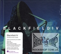 Blackfield - Blackfield IV (Limited Edition) (Sealed) (CD+DVD)
