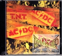 AC/DC - T.N.T. (Remastered) (Sealed) (CD)