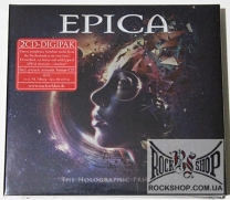 Epica - The Holographic Principle (Digipak) (Sealed) (2CD)