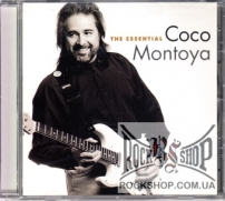 Coco Montoya - The Essential Coco Montoya (Sealed) (CD)