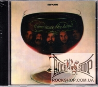 Deep Purple - Come Taste The Band (Sealed) (CD)