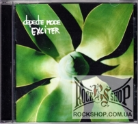 Depeche Mode - Exciter (Digitally Remastered) (Sealed) (CD)