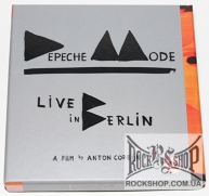Depeche Mode - Live In Berlin (2CD+2DVD+BLU RAY)
