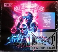Muse - Simulation Theory (Deluxe Edition) (Sealed) (CD)