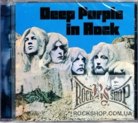 Deep Purple - In Rock (Anniversary Edition) (Sealed) (CD)