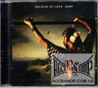 Sade - Soldier Of Love (Sealed) (CD)