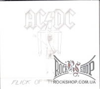 AC/DC - Flick Of The Switch (Remastered) (Sealed) (CD)