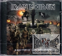 Iron Maiden - A Matter Of Life And Death (Sealed) (CD)
