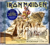 Iron Maiden - Somewhere Back In Time - The Best Of: 1980-1989 (Sealed) (CD)