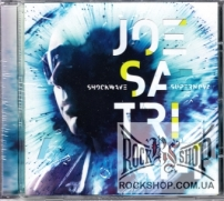 Satriani, Joe - Shockwave Supernova (Sealed) (CD)