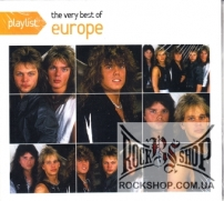 Europe - Playlist: The Very Best Of Europe (Sealed) (CD)