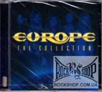 Europe - The Collection (Sealed) (CD)