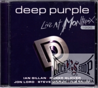 Deep Purple - Live At Montreux 1996 (Sealed) (CD)
