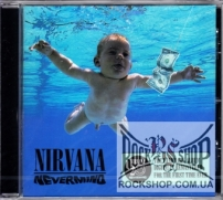 Nirvana - Nevermind (Digitally Remastered) (Sealed) (CD)