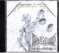 Metallica - And Justice For All (Remastered) (Sealed) (CD)