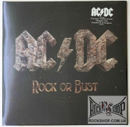 AC/DC - Rock Or Bust (3D Cover) (Sealed) (LP+CD)