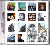 Bon Jovi - Crush (Sealed) (CD)
