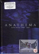 Anathema - Fine Days: 1999 - 2004 (Remastered Limited Deluxe Digibook Edition) (Sealed) (3CD+DVD)