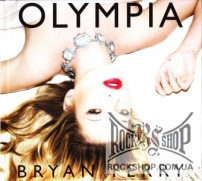 Ferry, Bryan - Olympia (Limited Edition, Hardcover, Digibook) (Sealed) (CD+DVD)